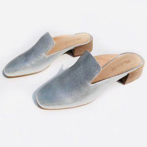 Madewell / The Willa Loafer Metallic Mules